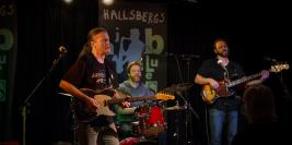 Chuck Hall Band, Feat Lisa Lystam - Hallsbergs Jazz and Blues Club - Nov 9 2013
