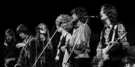 Delaney & Bonnie & Friends with Eric Clapton and George Harrison, Stockholms Konserthus, 13 December 1969